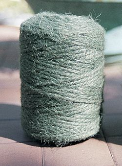 100 METER JUTE GARDEN TWINE