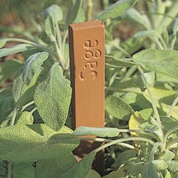 TERRACOTTA HERB LABELS