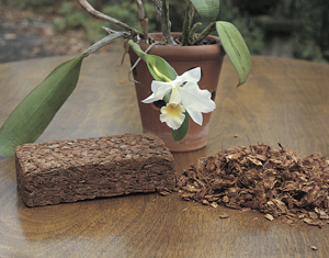 COIR CHIP BRICKS-Pack of 3 bricks