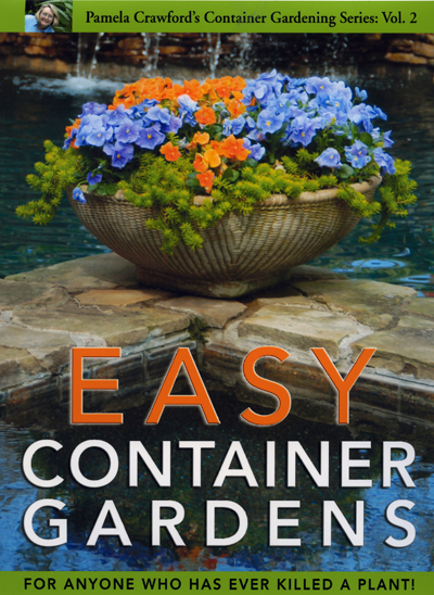 PC EASY CONTAINER GARDENS BOOK