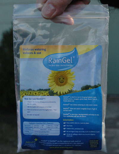 RAIN GEL 60GRM