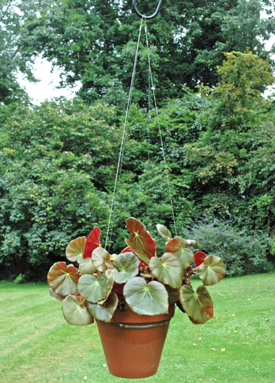 ADJUSTABLE POT HANGER