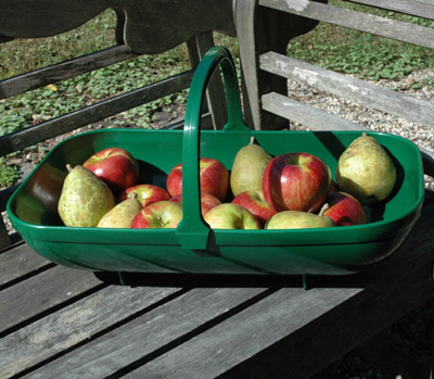 DURABLE GREEN TRUG