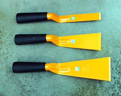 TRADITIONAL KHURPA FLAT TROWEL SET