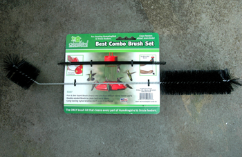HUMMINGBIRD FEEDER BRUSH SET