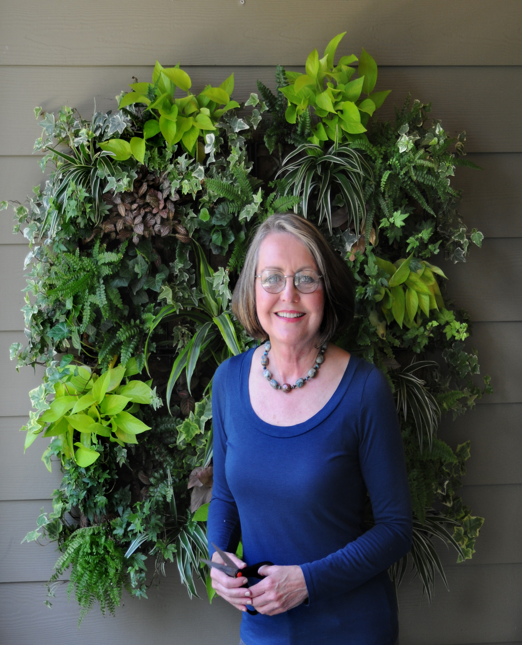 Living Wall Planters Pamela Crawford Living Wall Planter W Liner