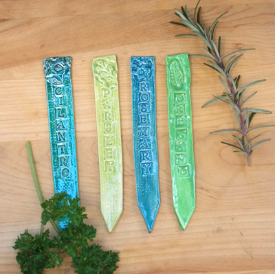 HERB LABELS - CHEF'S SET
