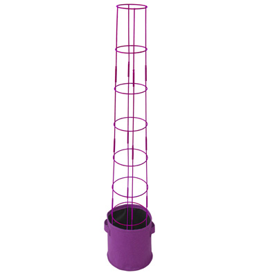 VegTrug Patio Planter in Purple