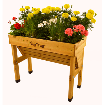 Small Wallhugger Veg Trug
