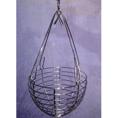 Stainless Steel Hanging Baskets 14 Stainless Steel
