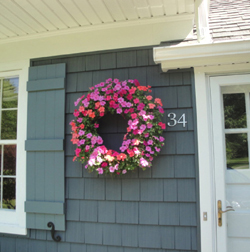 Small 20 Living Wreath Form With Jute Liner Living Wreaths